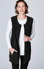 Fit On-The-Go Zip-Front Vest