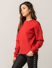 FULL TILT Essentials Womens Boyfriend Sweatshirt_