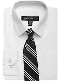 Joseph & Feiss Boy's Dress Shirt & Tie Set, White