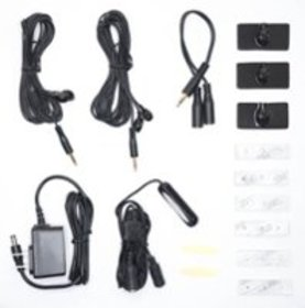 Sonance - OptiLinq 4 IR Repeater Kit - Black