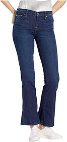 7 For All Mankind Tailorless Bootcut in Serrano Ni