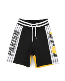Parish color block shorts (4-7)