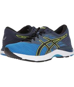 ASICS Directoire Blue/Black/Safety Yellow