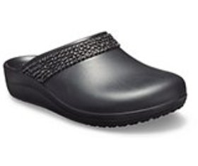 Women's Crocs Sloane Diamante Clog