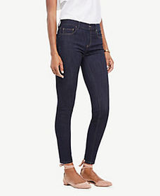 Tall Performance Stretch Skinny Jeans in Evening S