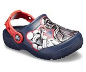 Kids' Crocs Fun Lab Star Wars Dark Side Clog