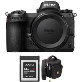 Nikon Z 7 Mirrorless Digital Camera Body with Acce