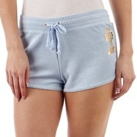 """JUICY COUTURE """"Keep It Juicy"""" Velour Shorts"""