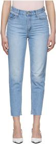 Levi's Blue Mom Jeans
