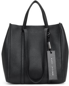 Marc Jacobs Black 'The Tag' Tote