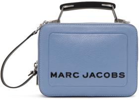 Marc Jacobs Blue 'The Box' Bag