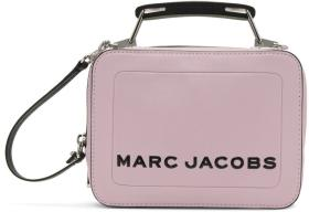 Marc Jacobs Purple 'The Box' Bag