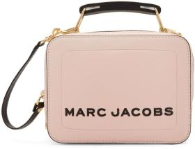 Marc Jacobs Pink 'The Box' Bag