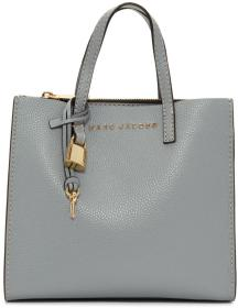Marc Jacobs Grey Mini Grind Bag