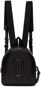 Marc Jacobs Black Pack Shot Backpack