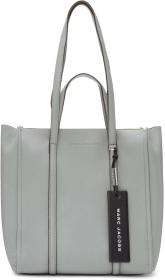 Marc Jacobs Grey 'The Tag' Tote