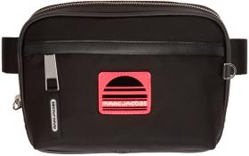 Marc Jacobs Black Sport Belt Bag