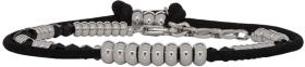 Marc Jacobs Black Redux Grunge Bracelet Set