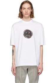 Balenciaga White Full Tank T-Shirt