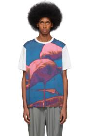 Paul Smith SSENSE Exclusive White Paul's Photo Fla