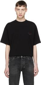 Balenciaga Black Oversized 'Sinners' T-Shirt