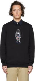 Paul Smith SSENSE Exclusive Black Astronaut Sweats