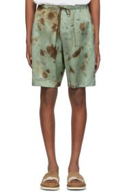 Ottolinger Green Wide Shorts