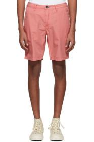 PS by Paul Smith Pink Cotton Shorts