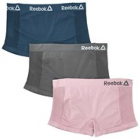 REEBOK Plus Size 3-Pack Seamless Perforated Side B