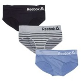 REEBOK 3-Pack Seamless Hipsters