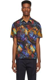 Paul Smith Black Explorer All Over Print
