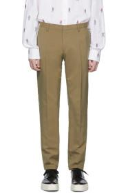 Paul Smith Khaki Gents Trousers
