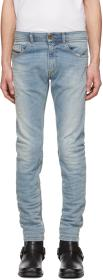 Diesel Blue Thommer 087AX Jeans