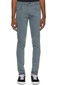 rag & bone Blue Sausalito Fit 1 Jeans