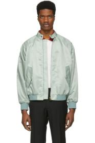 Paul Smith Blue Gents Bomber Jacket