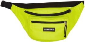 Balenciaga Green Explorer Belt Pack