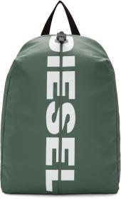 Diesel Green F-Bold Backpack