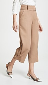 See by Chloe Cropped Trousers