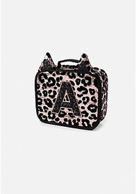 Justice Cheetah Initial Lunch Tote