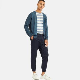 MEN PULL-ON COTTON JOGGER PANTS