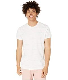 Ben Sherman Palm Striped Styled Tee