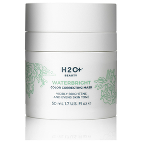 H2O+ Beauty Waterbright Color Correcting Mask 1.7