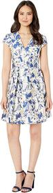 Vince Camuto Cap Sleeve Fit and Flare Dress
