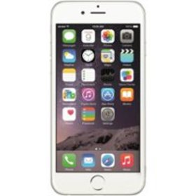 Apple - Pre-Owned iPhone 6 with 128GB Memory Cell