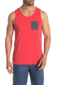 Hurley Patch Pocket Tank Top