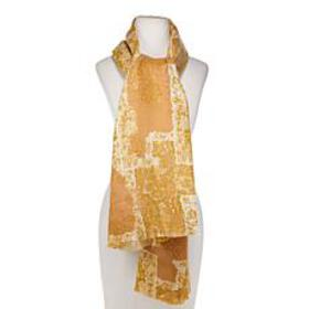 Curations Patchwork Scarf