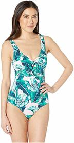 Tommy Bahama Breezy Palm Reversible Over the Shoul