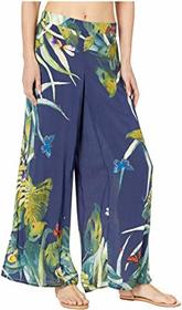 Vince Camuto Wrap Cover-Up Pants
