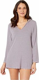 Splendid Sunday Afternoon Hoodie Tunic with Pocket