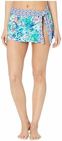 Tommy Bahama Palm Party Skirted Hipster